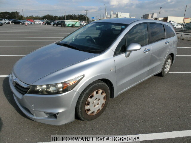 Used 2009 HONDA STREAM BG680485 for Sale