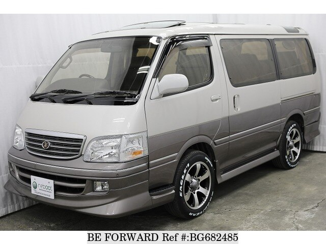 Used 2001 TOYOTA HIACE WAGON BG682485 for Sale
