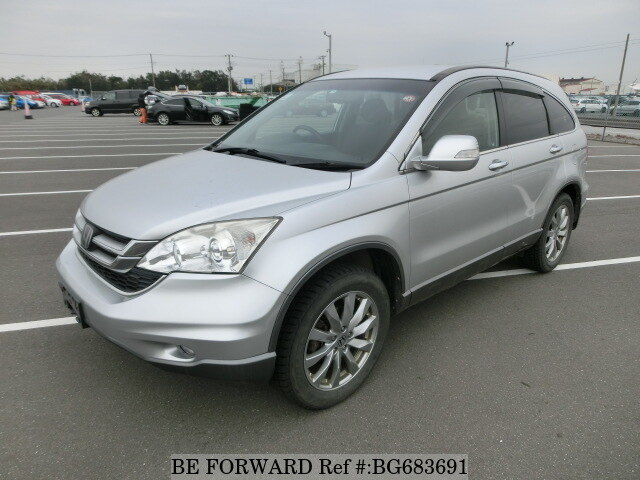 Used 2010 HONDA CR-V BG683691 for Sale