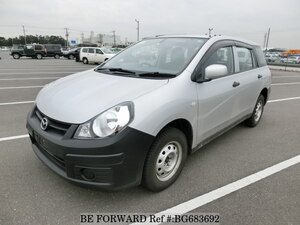 Used 2014 MAZDA FAMILIA VAN BG683692 for Sale