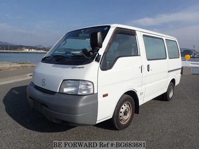 Used 2012 MAZDA BONGO VAN/ABF-SKP2V for Sale BG683681 - BE ...