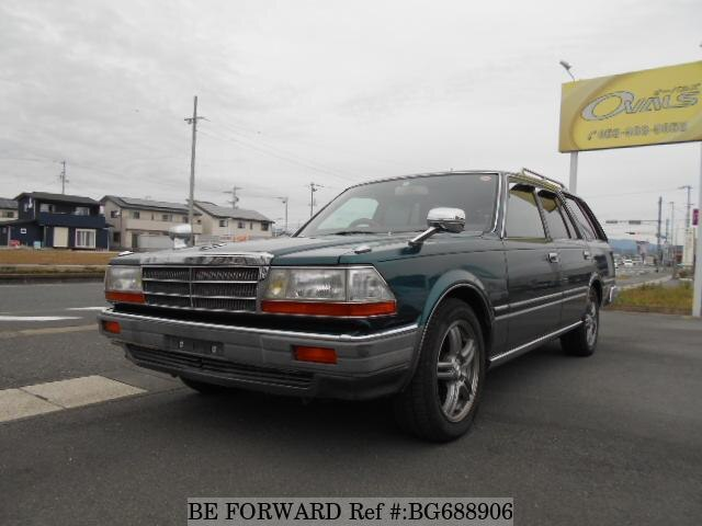 Used 1997 NISSAN GLORIA WAGON BG688906 for Sale