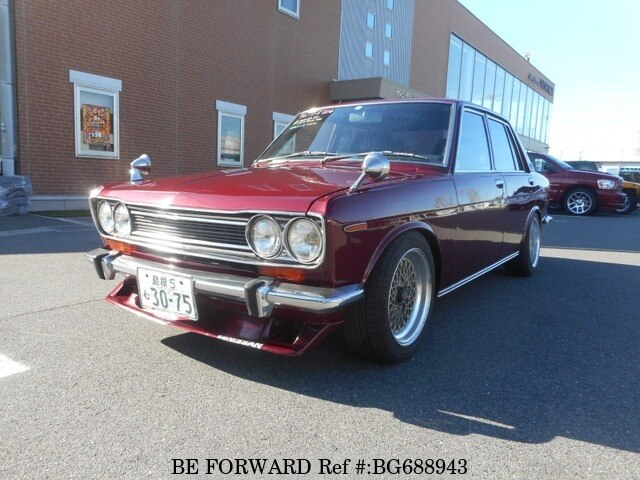 Used 1970 NISSAN BLUEBIRD BG688943 for Sale