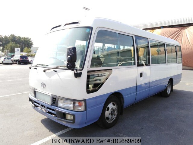 Used 2005 TOYOTA COASTER BG689809 for Sale