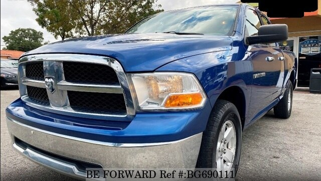 Used 2011 RAM 1500 BG690111 for Sale