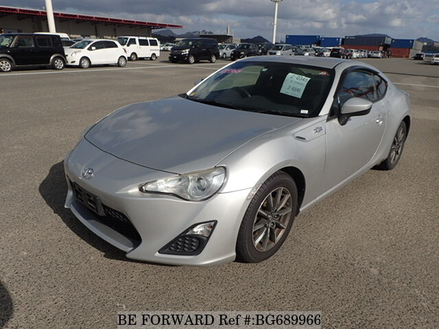 Used 2013 TOYOTA 86 BG689966 for Sale