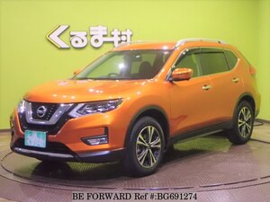 Used 2018 NISSAN X-TRAIL BG691274 for Sale