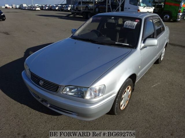 Used Toyota Corolla >> 1998 Toyota Corolla Sedan