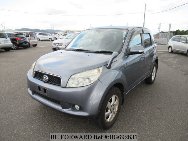 Used 2006 DAIHATSU BE-GO BG692831 for Sale