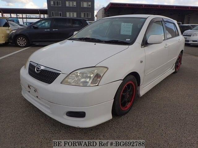 Used Toyota Corolla >> 2003 Toyota Corolla Runx