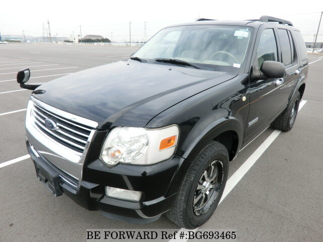 Used 2008 FORD EXPLORER BG693465 for Sale