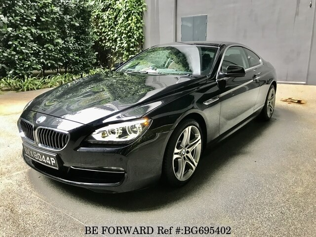 Used 2013 BMW 6 SERIES BG695402 for Sale