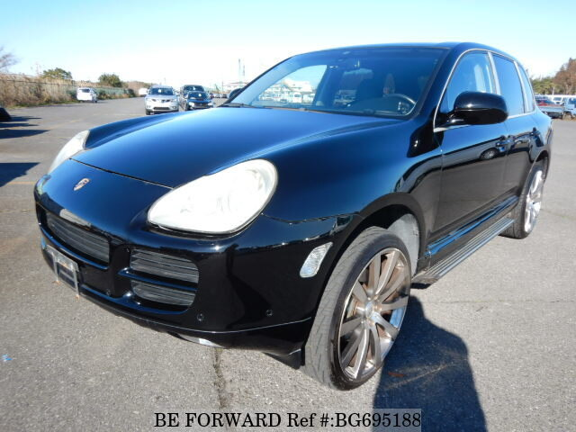 Used 2003 PORSCHE CAYENNE BG695188 for Sale