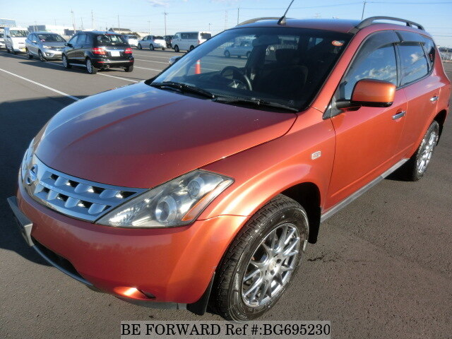 Used 2006 NISSAN MURANO BG695230 for Sale