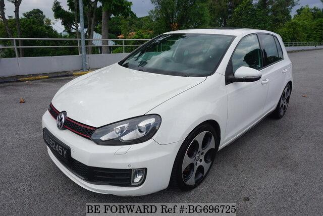 Used 2010 Volkswagen Golf Gti Sju9245y 2l 5dr For Sale Bg696725 Be Forward