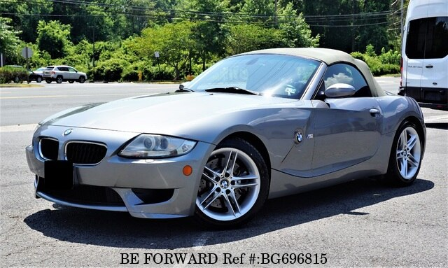 Used 2008 BMW Z4 BG696815 for Sale