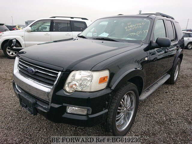 Used 2011 FORD EXPLORER BG619230 for Sale