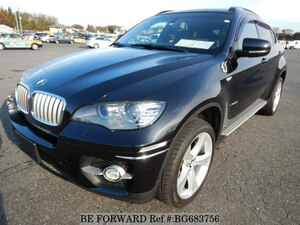 Used 2011 BMW X6 BG683756 for Sale