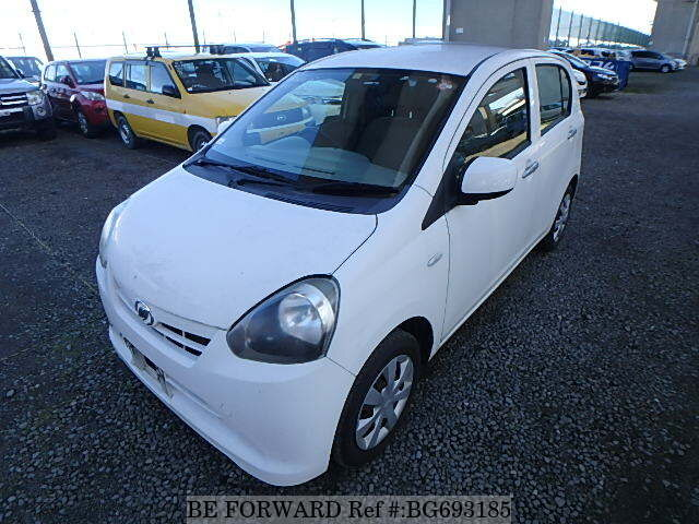 Used 2013 DAIHATSU MIRA ES BG693185 for Sale