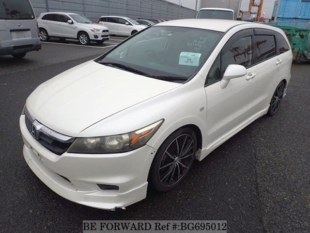 Used 2006 HONDA STREAM BG695012 for Sale