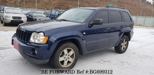 Used 2006 JEEP GRAND CHEROKEE BG699312 for Sale