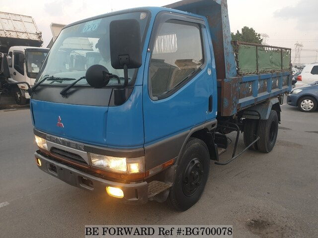 Used 1996 MITSUBISHI CANTER BG700078 for Sale