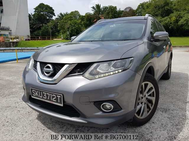 Used 2015 NISSAN X-TRAIL BG700112 for Sale