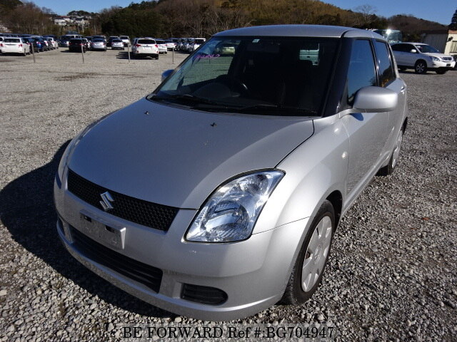 Used 2004 SUZUKI SWIFT BG704947 for Sale