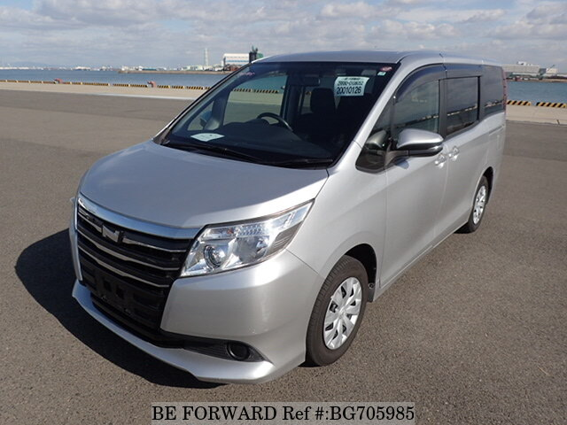 Used 2015 TOYOTA NOAH BG705985 for Sale
