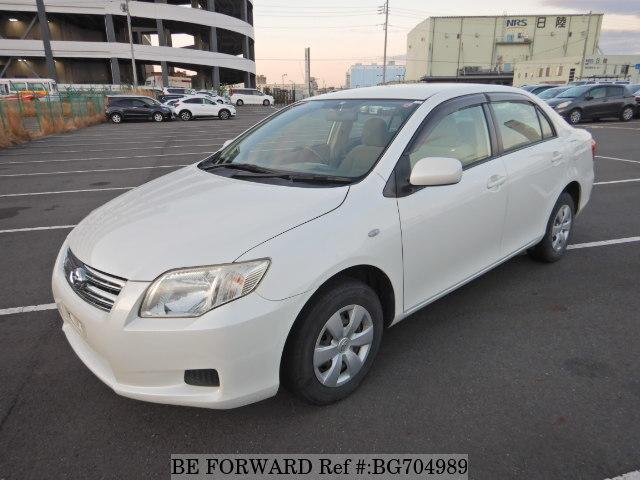 Used Toyota Corolla >> 2007 Toyota Corolla Axio