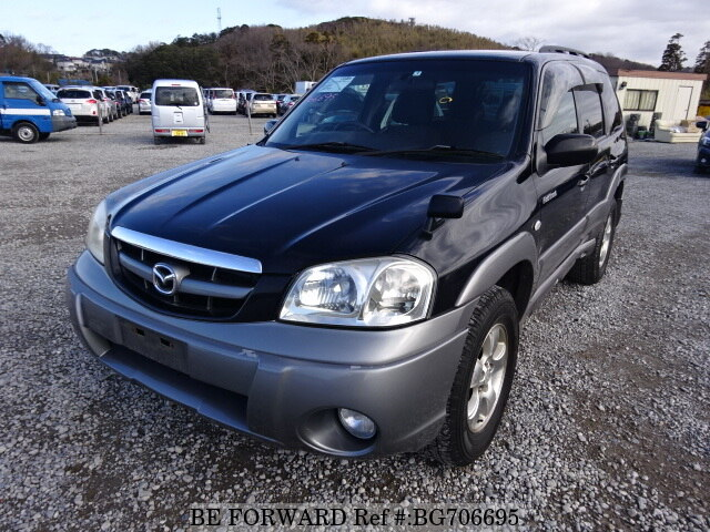 Used 2003 MAZDA TRIBUTE BG706695 for Sale