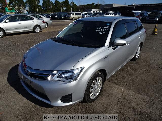 2014 Toyota Corolla For Sale >> 2014 Toyota Corolla Fielder