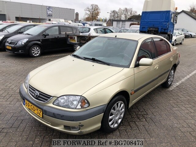 Used 2000 TOYOTA AVENSIS BG708473 for Sale