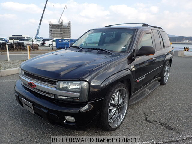 2004 Chevrolet Trailblazer >> 2004 Chevrolet Trailblazer