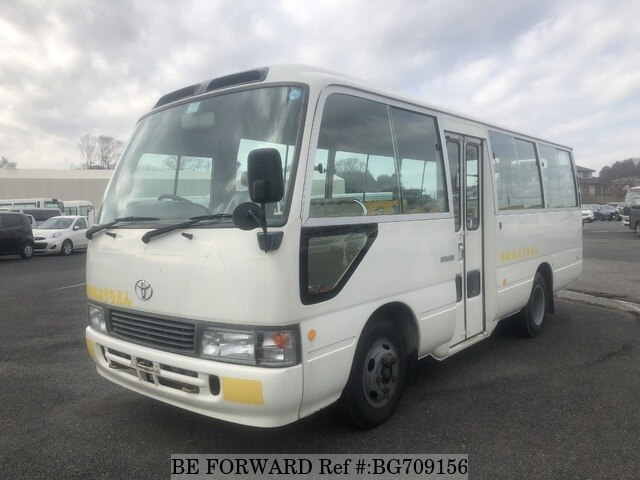 Used 2001 TOYOTA COASTER BG709156 for Sale