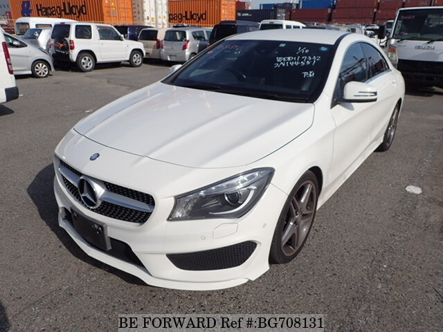 Used 2014 MERCEDES-BENZ CLA-CLASS BG708131 for Sale
