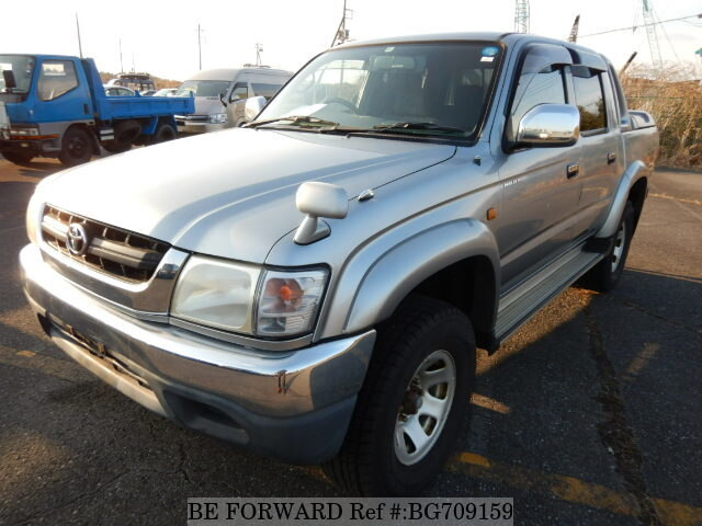 Used 2001 TOYOTA HILUX SPORTS PICKUP BG709159 for Sale