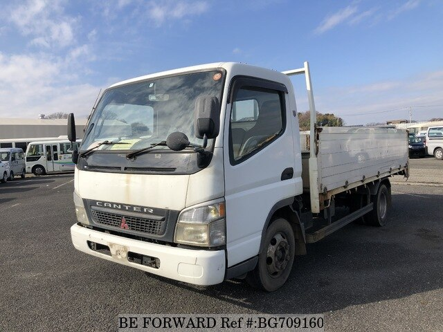 Used 2003 MITSUBISHI CANTER BG709160 for Sale