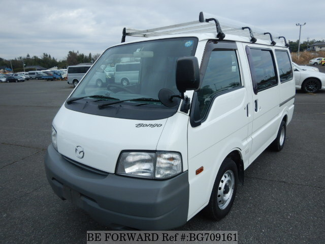 Used 2013 MAZDA BONGO VAN BG709161 for Sale