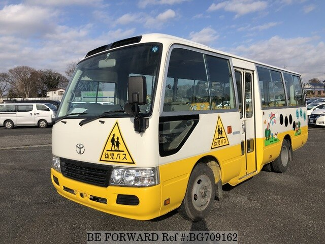 Used 2009 TOYOTA COASTER BG709162 for Sale