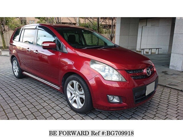 Used 2006 MAZDA MPV BG709918 for Sale