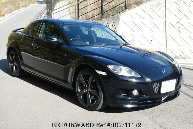 Used 2007 MAZDA RX-8 BG711172 for Sale