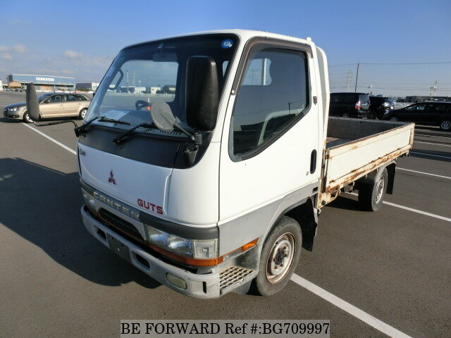 Used 1998 MITSUBISHI CANTER GUTS BG709997 for Sale
