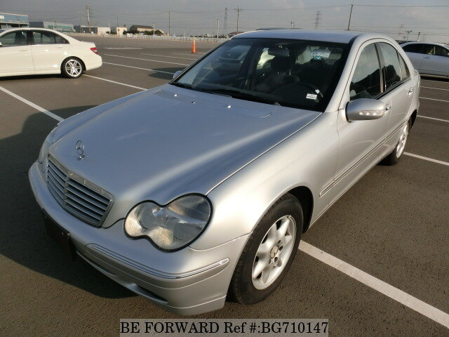Used 2003 MERCEDES-BENZ C-CLASS BG710147 for Sale