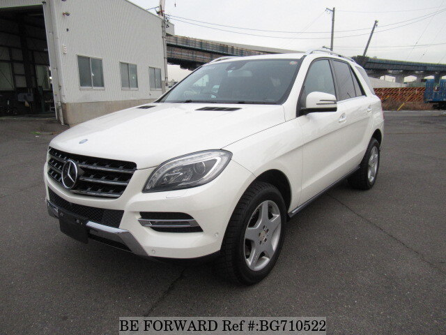 Used 2013 MERCEDES-BENZ M-CLASS BG710522 for Sale