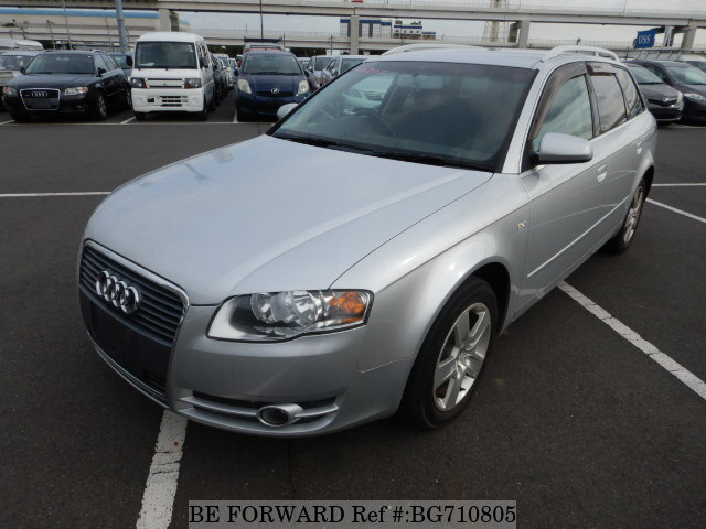 Used 2006 AUDI A4 BG710805 for Sale