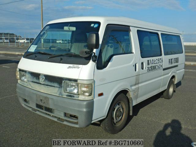 Used 2010 MAZDA BONGO BRAWNY VAN/ADF-SKF6V for Sale BG710660 - BE FORWARD