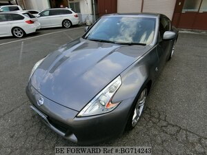 Used 2011 NISSAN FAIRLADY BG714243 for Sale