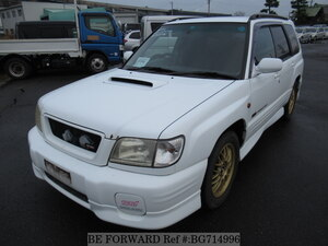 Used 2000 SUBARU FORESTER BG714996 for Sale