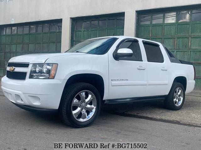 Used 2009 CHEVROLET AVALANCHE BG715502 for Sale